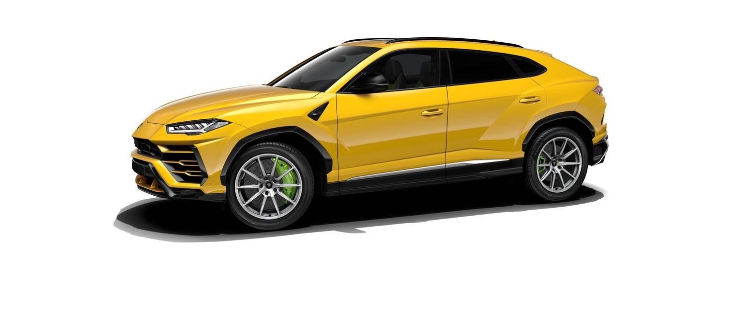 Lamborghini Urus Configurator Is The Perfect Solution For