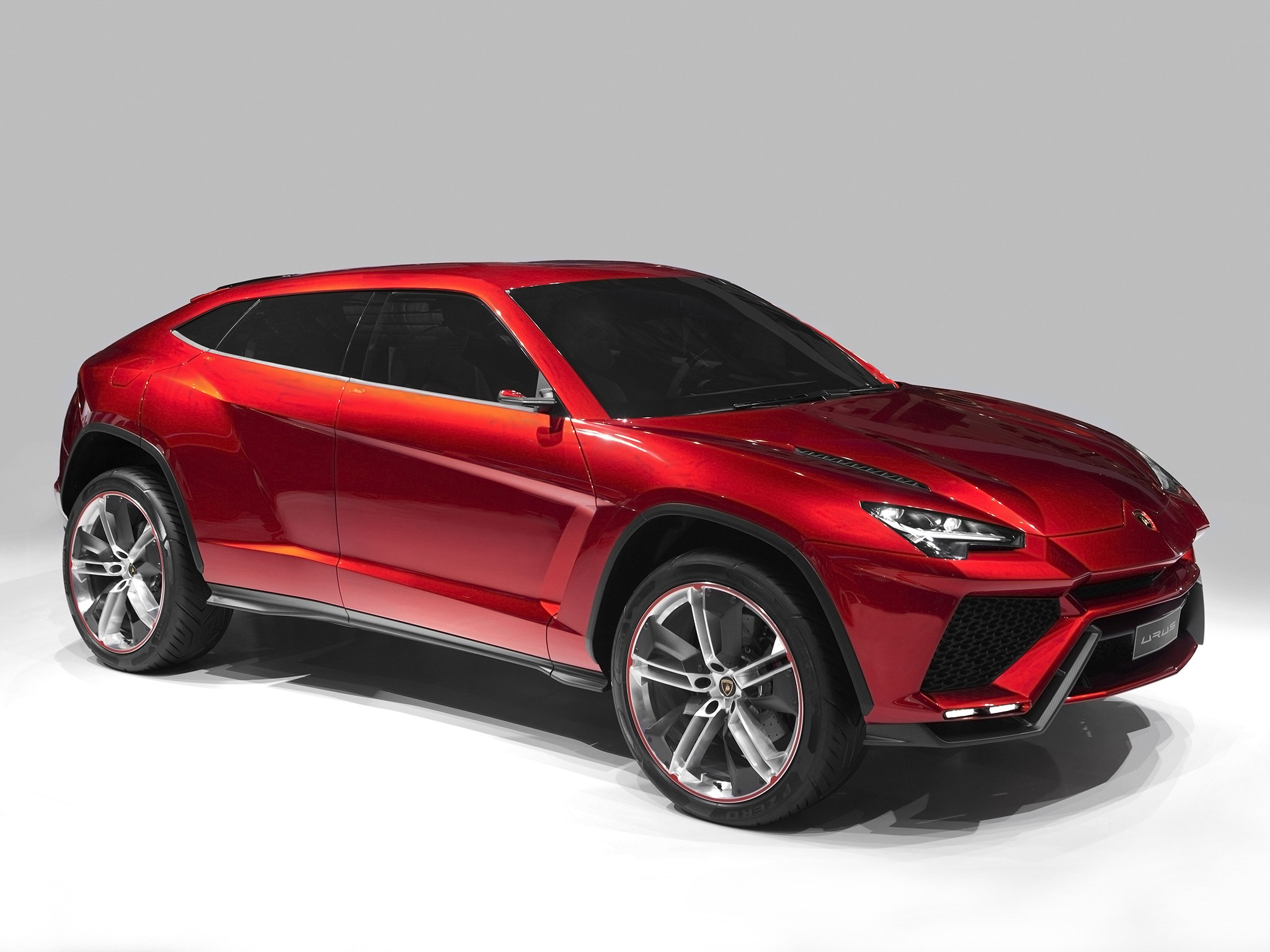 lamborghini urus confirmed to use 4 liter twin turbo v8 on sale in 2018 autoevolution. Black Bedroom Furniture Sets. Home Design Ideas