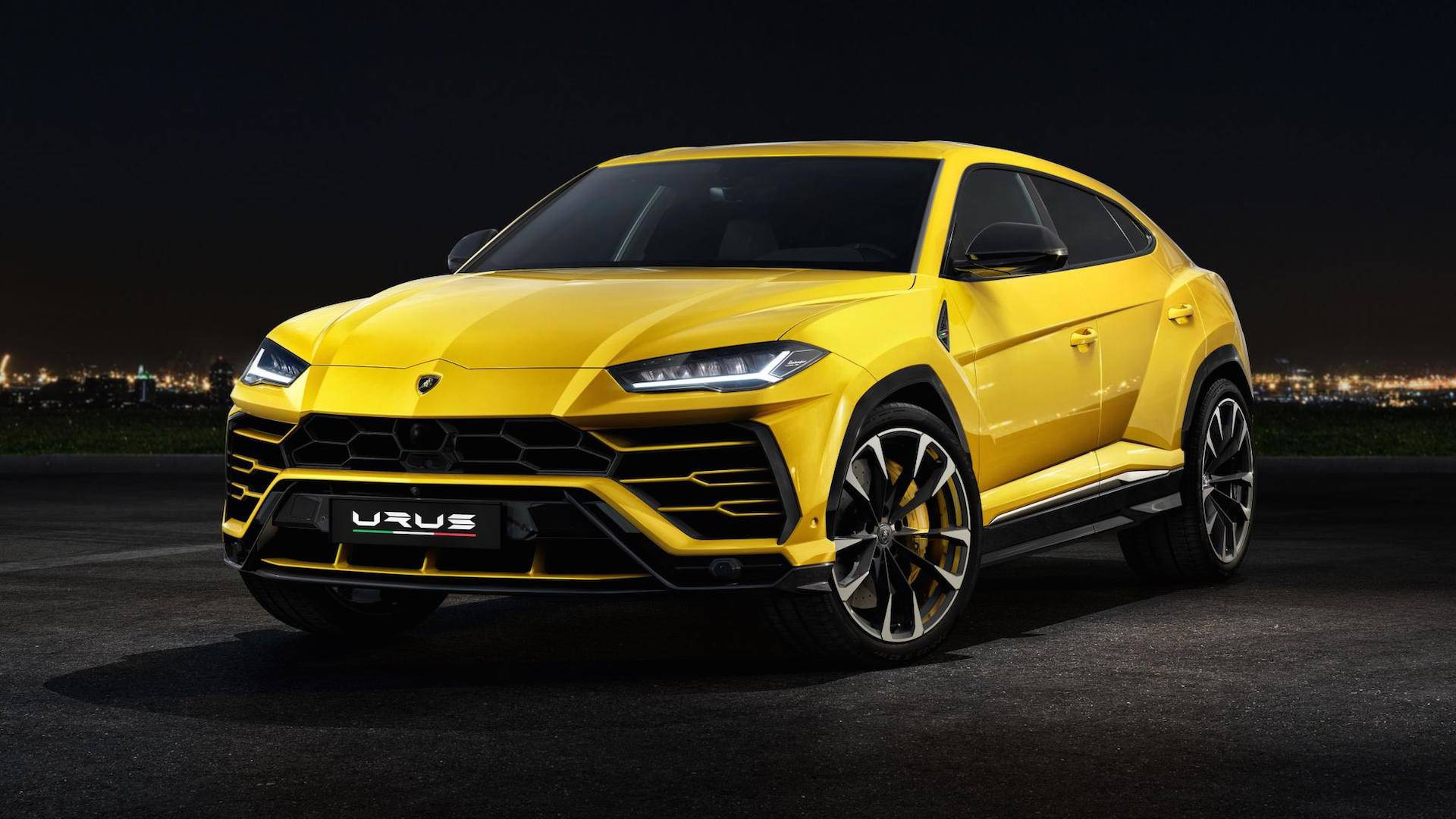 lamborghini urus is the world 39 s fastest suv nurburgring record teased at launch autoevolution. Black Bedroom Furniture Sets. Home Design Ideas