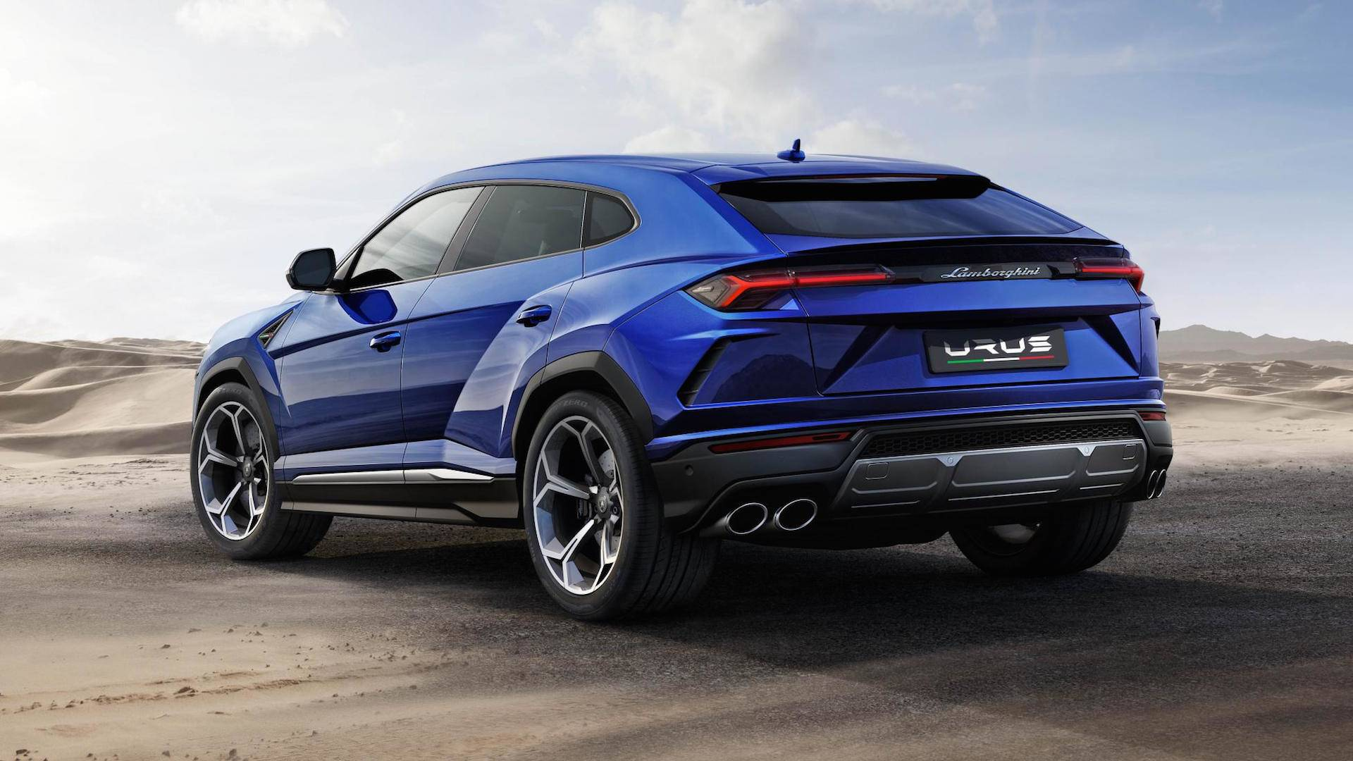 lamborghini urus plug in hybrid is a necessary compromise autoevolution. Black Bedroom Furniture Sets. Home Design Ideas