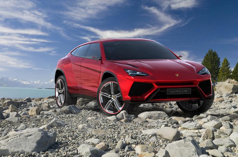 Lamborghini Urus - SUV của Lamborghini cuối cùng cũng được sản xuất. Ra mắt vào năm 2018 - 74750
