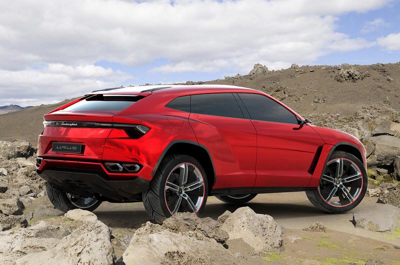 Lamborghini Urus - SUV của Lamborghini cuối cùng cũng được sản xuất. Ra mắt vào năm 2018 - 74751