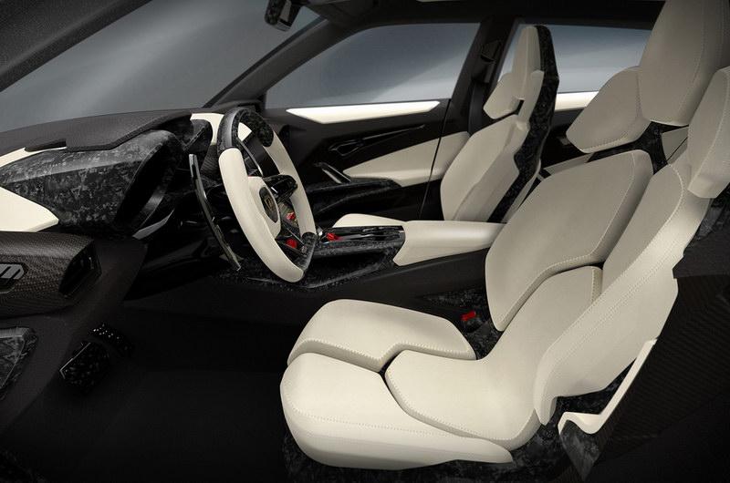 Lamborghini Urus Interior Lamborghini Urus Production