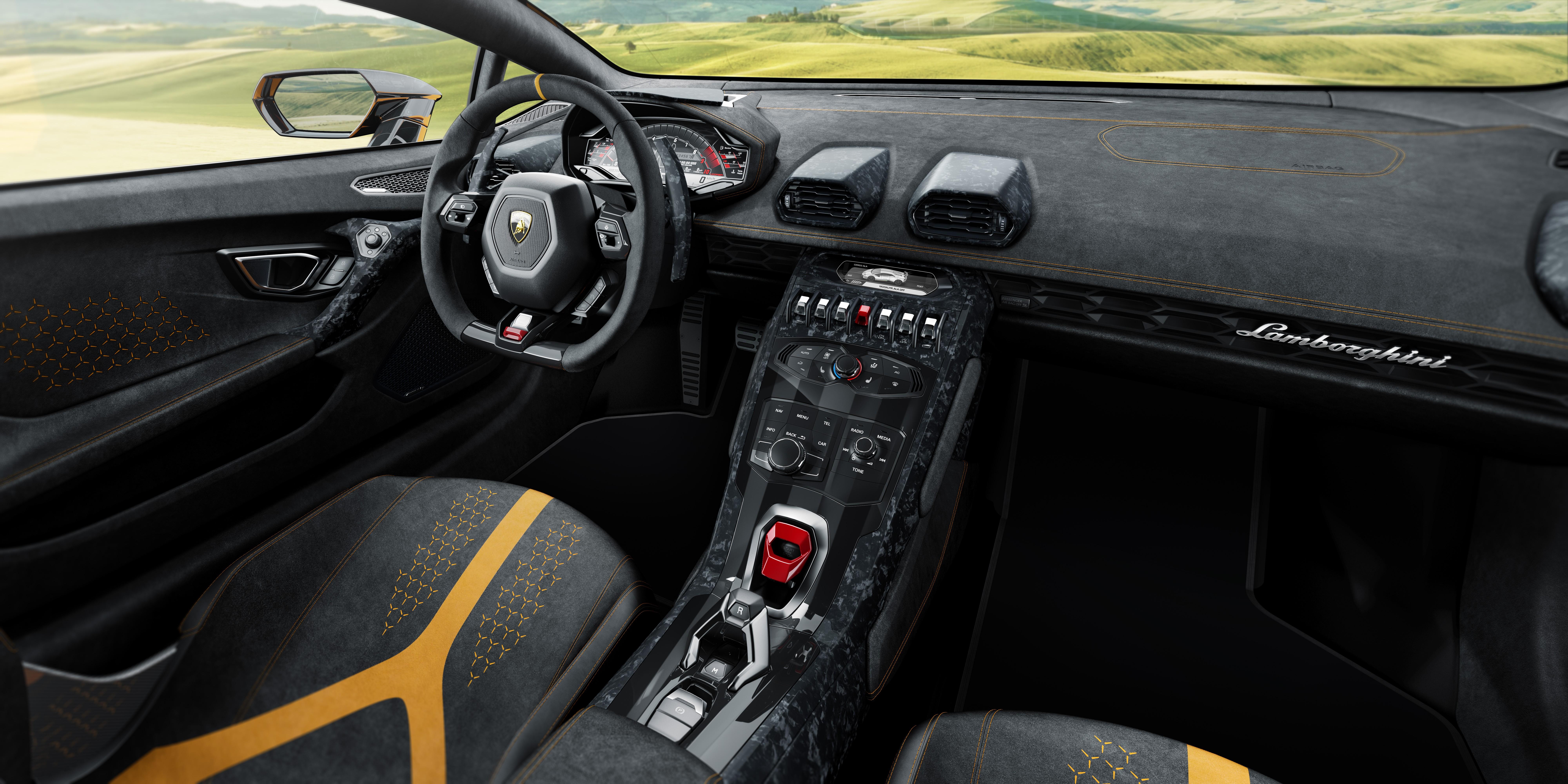 Lamborghini V10, V12 Engines Will Survive Thanks To Hybrid