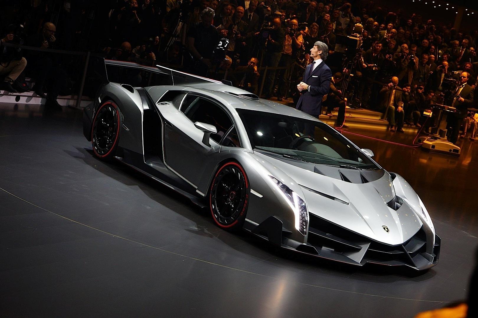 Lamborghini Veneno Named World S Ugliest Car Autoevolution