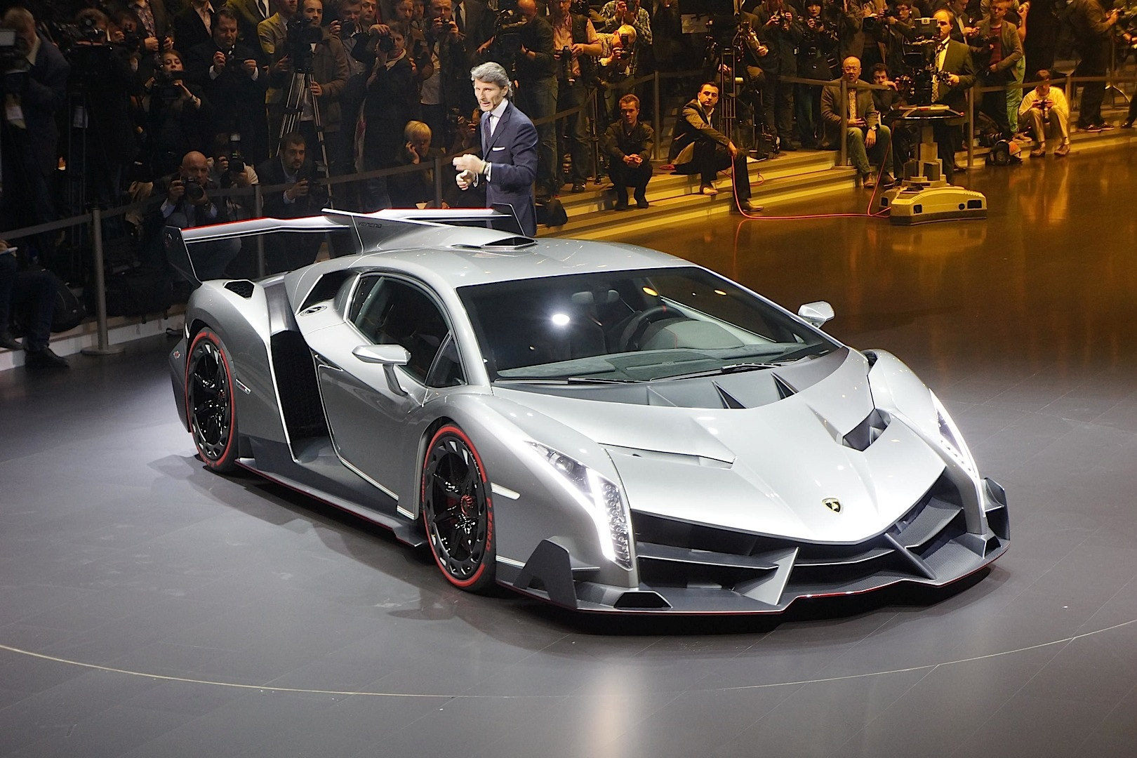 Lamborghini Veneno Named World's Ugliest Car - autoevolution