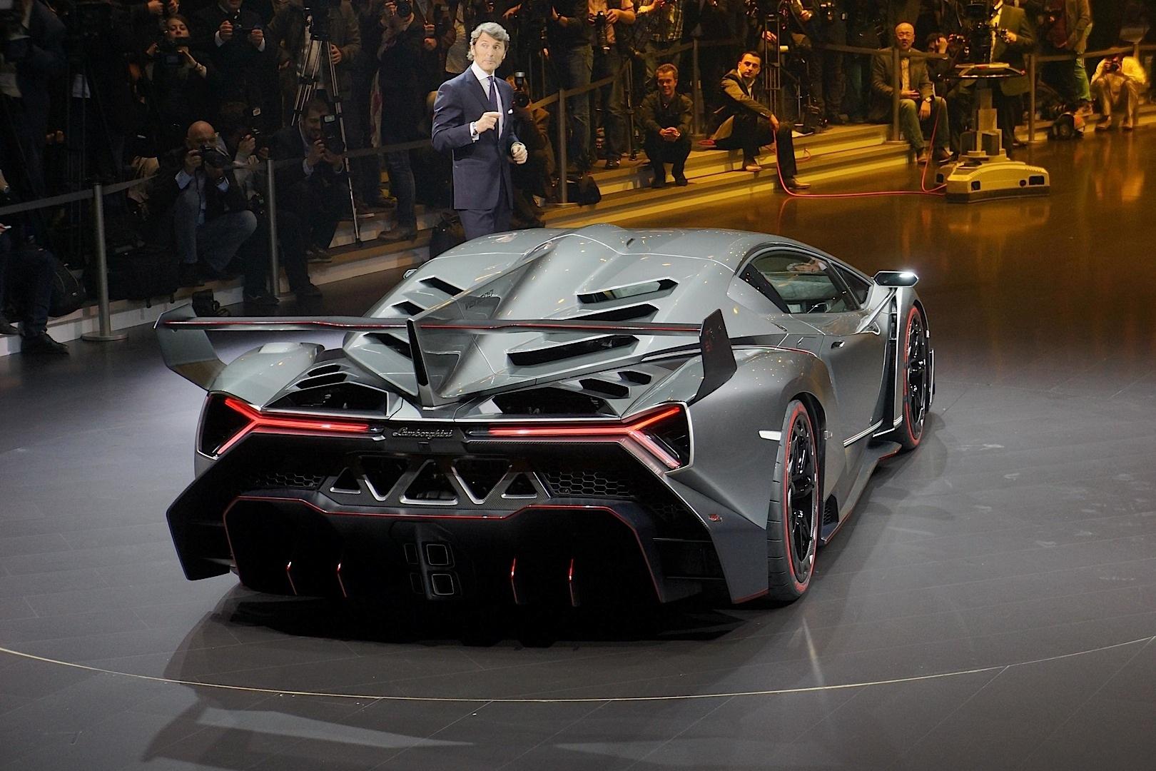 Police Cars For Sale >> Lamborghini Veneno Named World's Ugliest Car - autoevolution