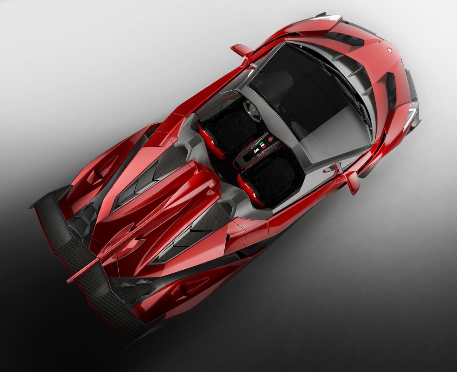 2014 Lamborghini Veneno Top Speed
