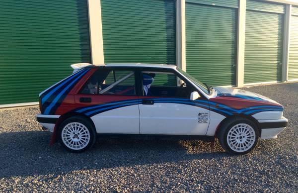 New Lancia Delta Integrale Trumpeted By Fca Sources