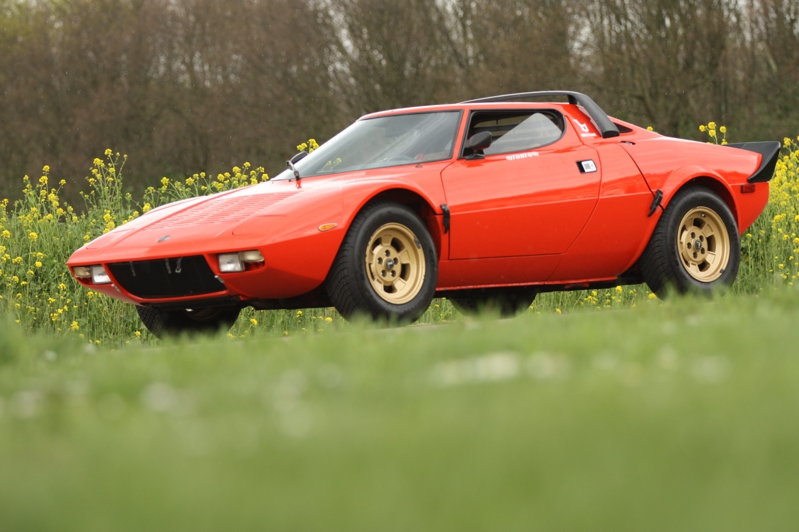 lancia stratos stradale for sale in the netherlands - autoevolution