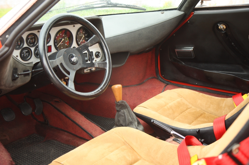 Lancia Stratos Stradale For Sale In The Netherlands