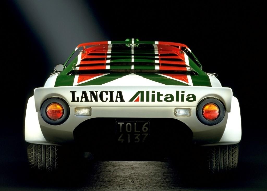 Lancia Stratos - The First Ever Purpose-Built Rally Car - autoevolution