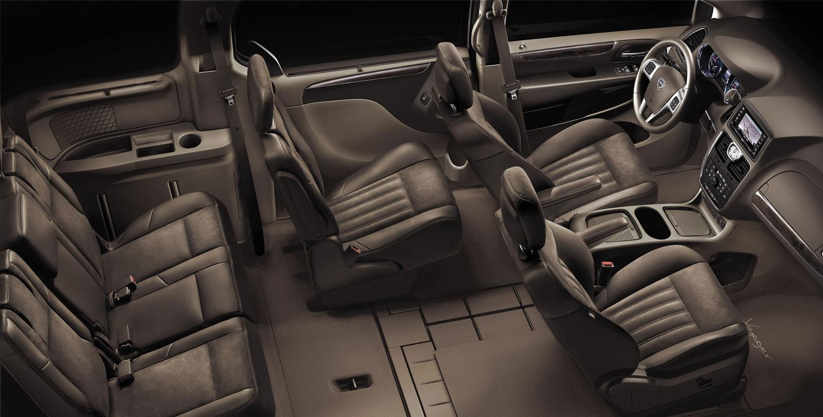 Lancia Voyager Gets 2 8 Liter Diesel Engine Autoevolution