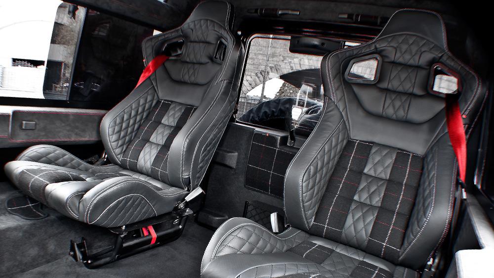 Land Rover Defender Winter Edition By Kahn Autoevolution