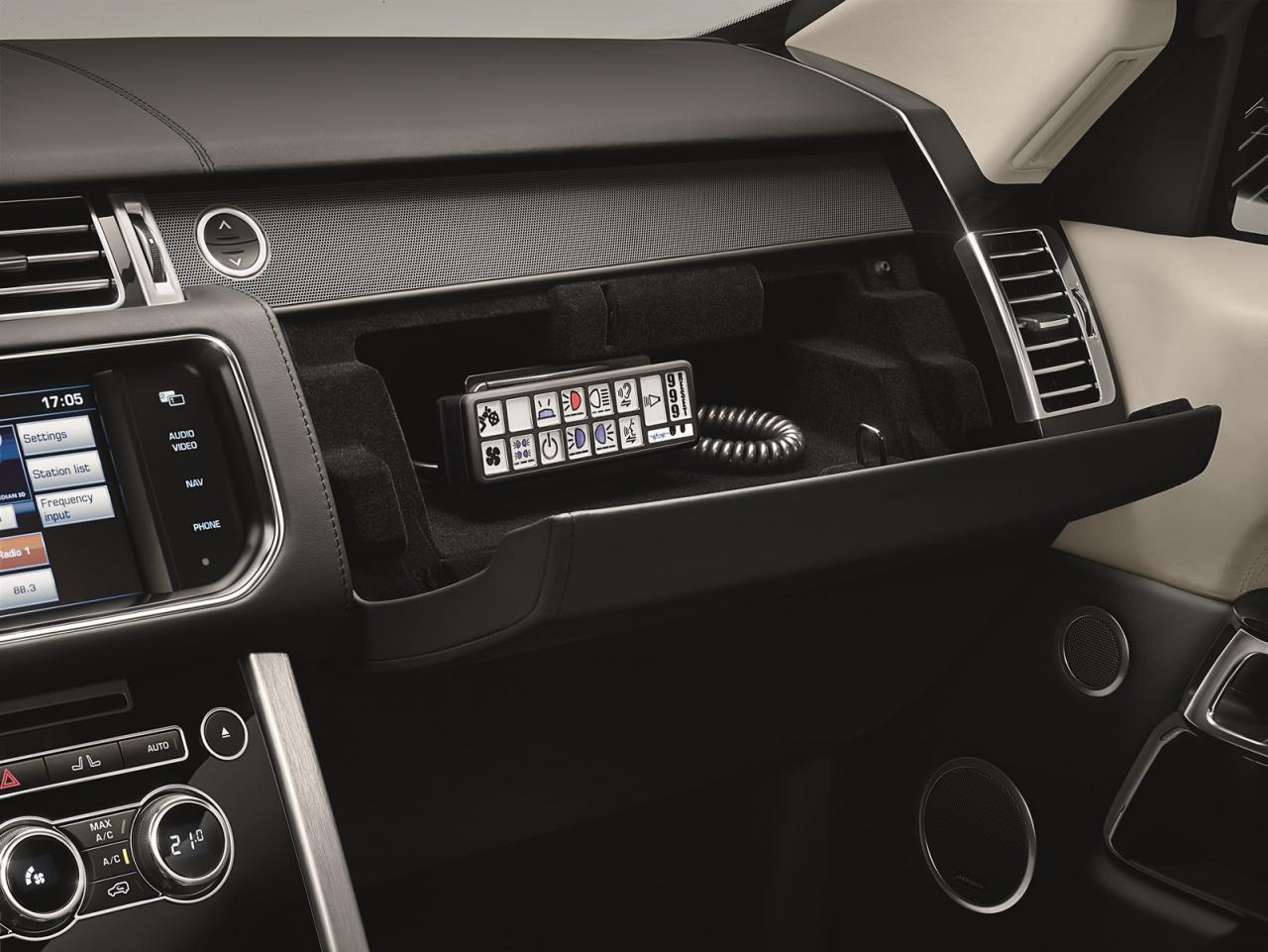 Kahn Teases Land Rover Defender Tuning Concept Autoevolution