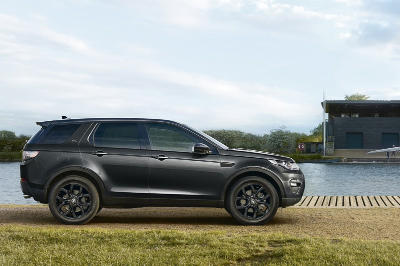 Land Rover Discovery Sport 7 Plus Special Edition Debuts ...