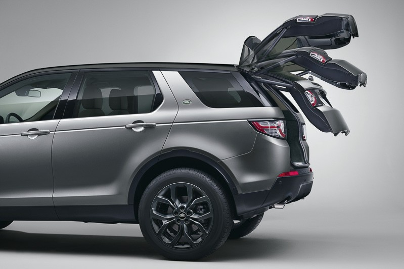Land Rover Discovery Sport 7 Plus Special Edition Debuts