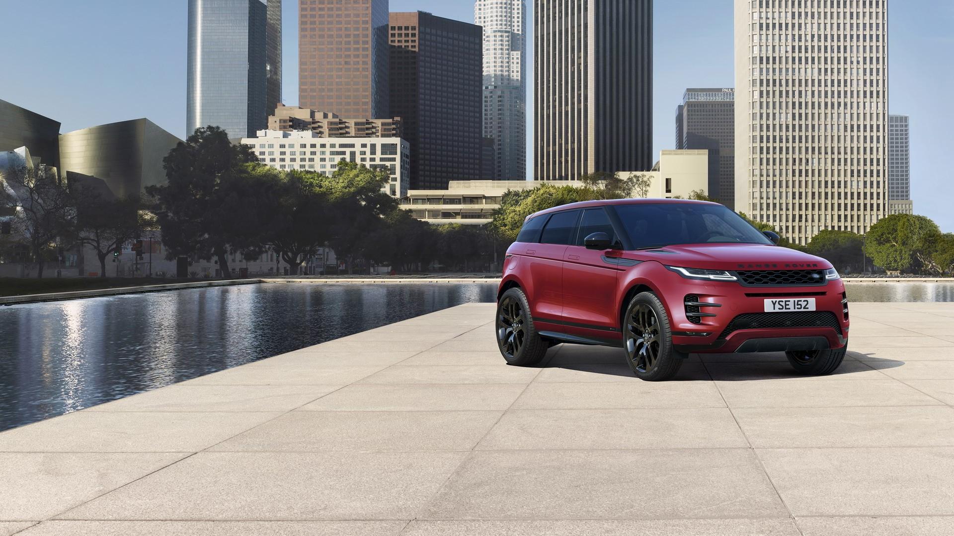 Range Rover Configurator >> Land Rover Launches Online Configurator For 2020 Range Rover Evoque - autoevolution