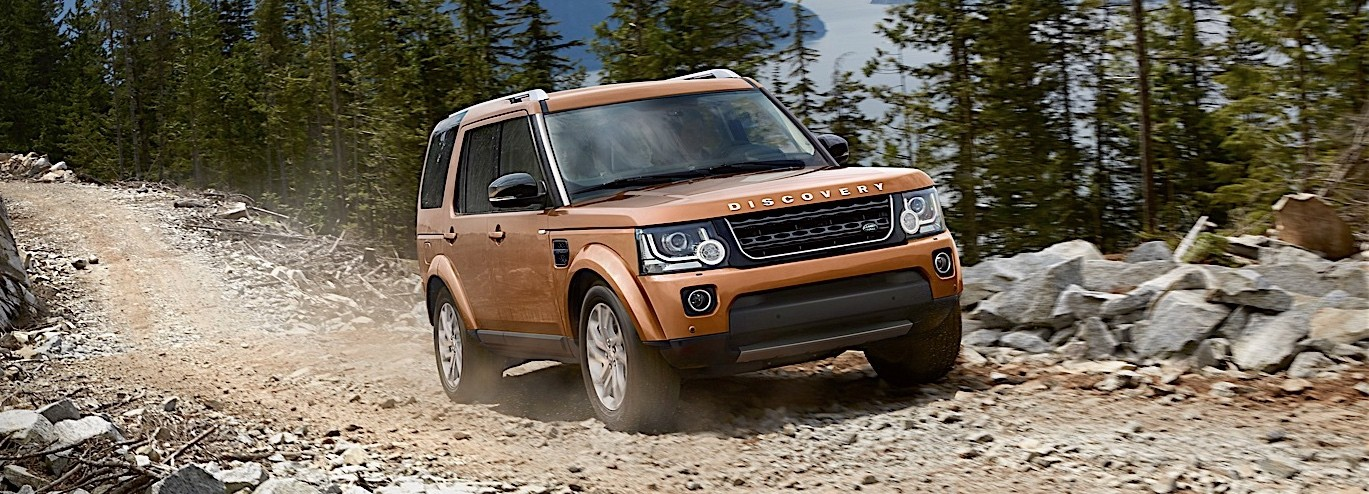 Land Rover Discovery Series 4 >> Land Rover's 4x4 Systems - A Brief Guide - autoevolution