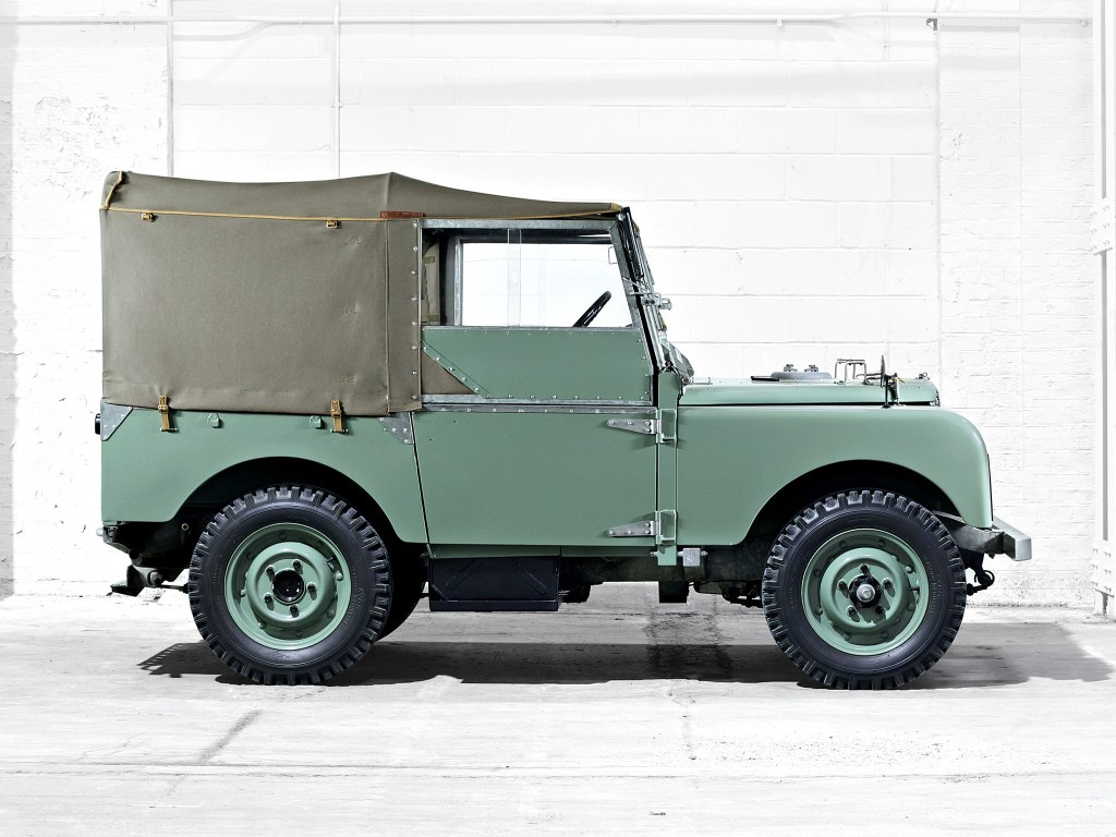 Land Rover Series 1 Reborn Is Irresistible - autoevolution