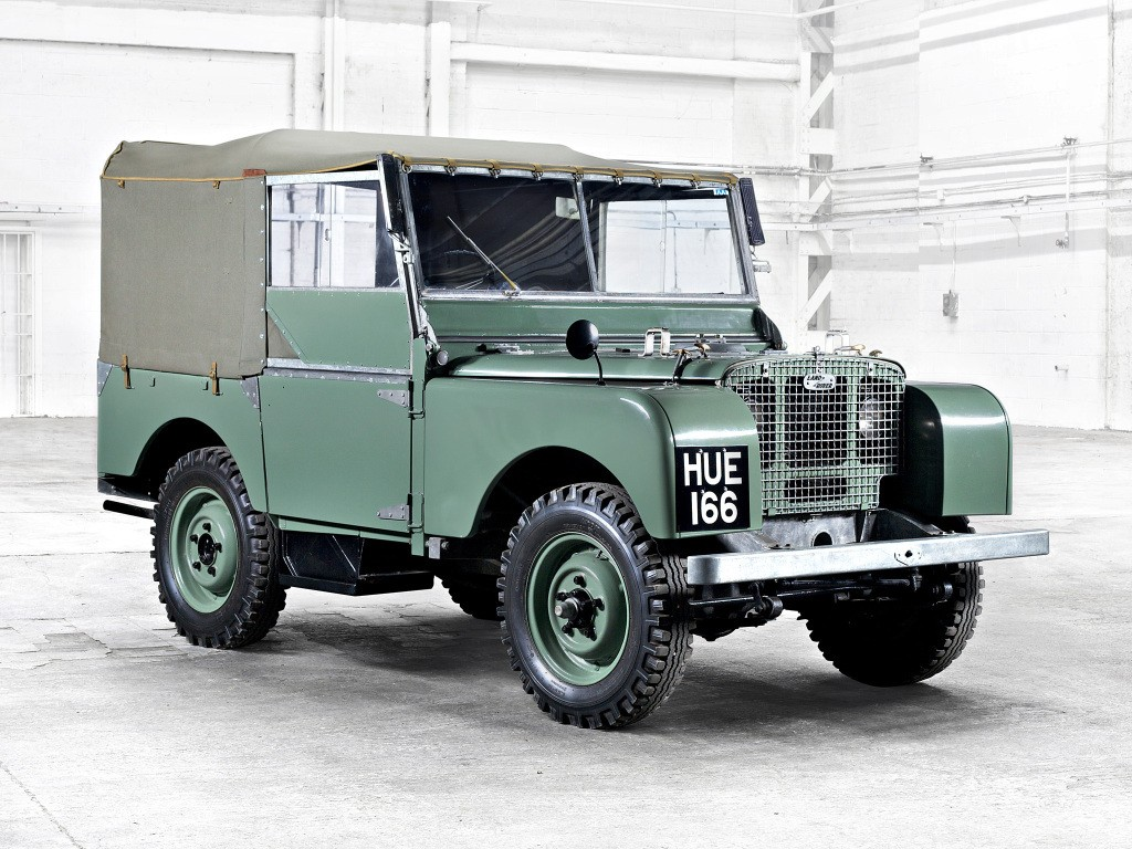 land rover series 1 reborn is irresistible autoevolution. Black Bedroom Furniture Sets. Home Design Ideas