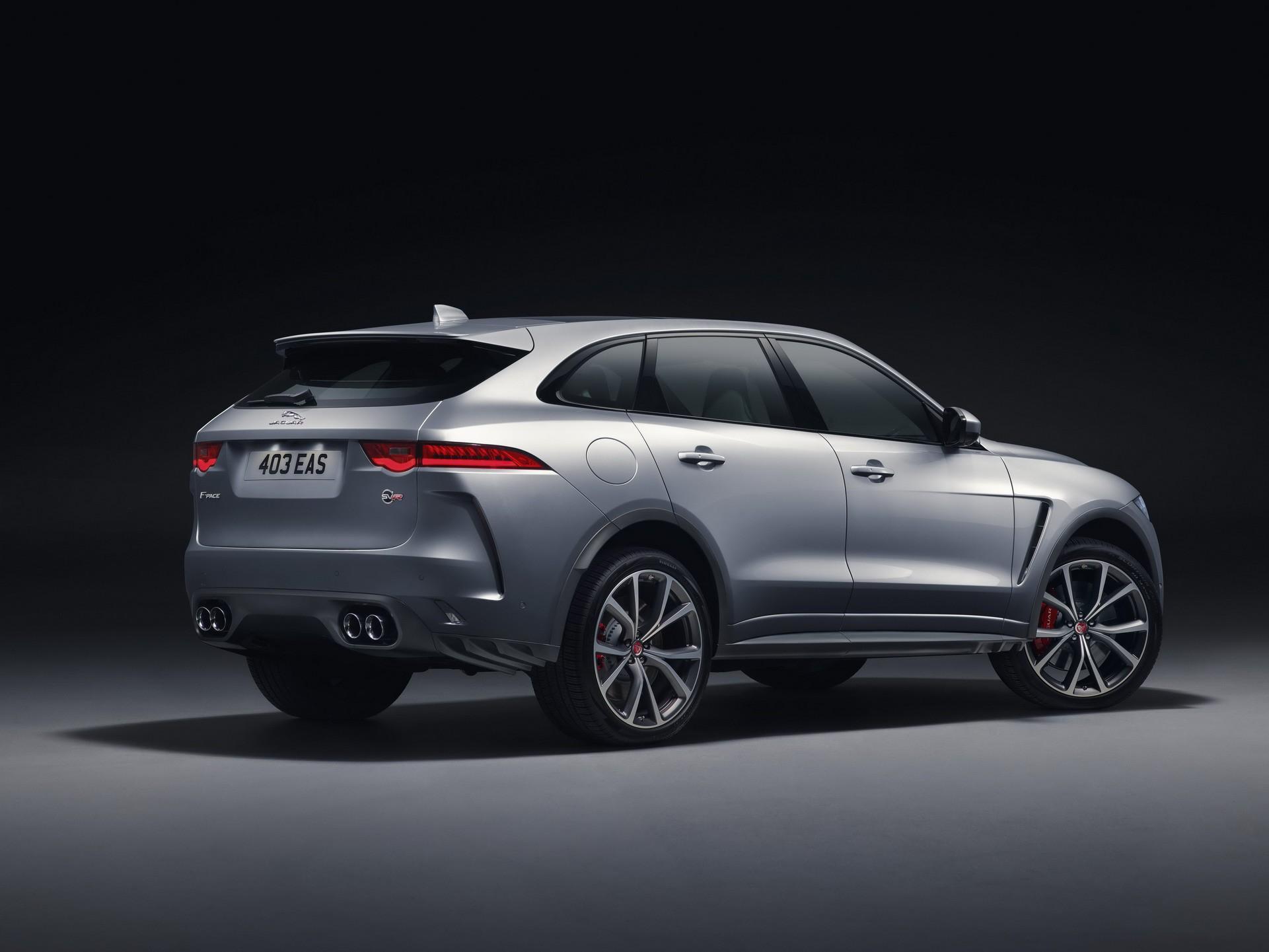 Large Jaguar SUV Considered, Electric Compact Hatchback ...