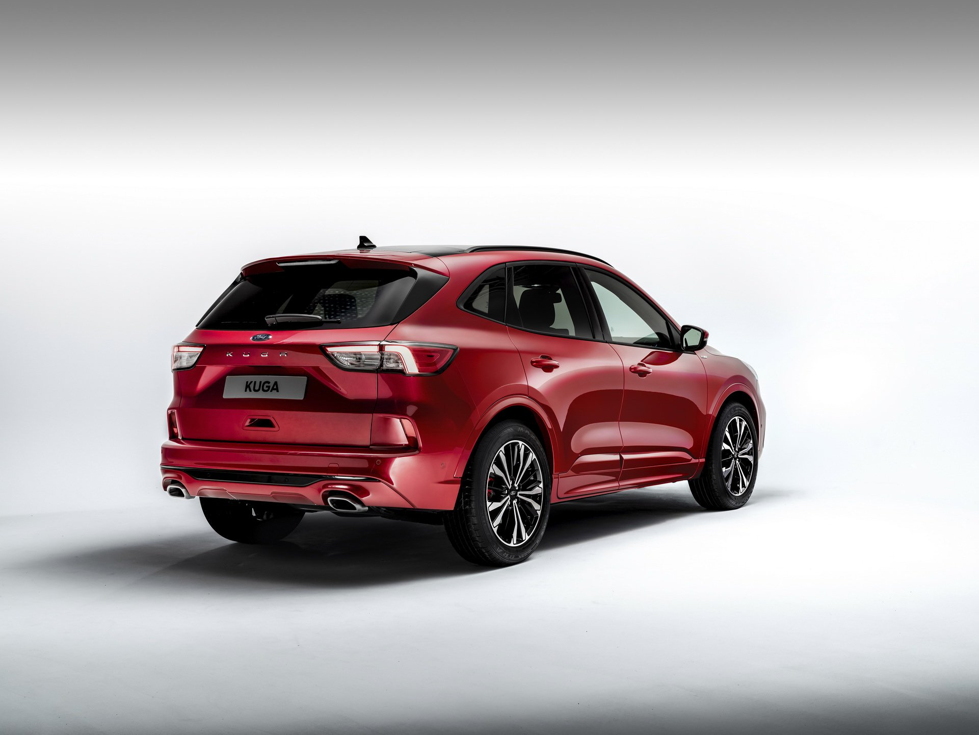 Larger, Lighter 2020 Ford Kuga Debuts With Three Hybrid ...