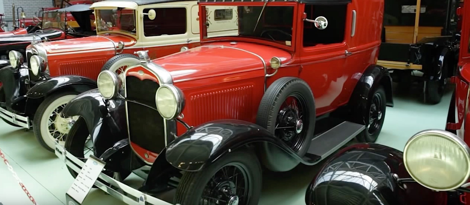 Largest Rare Ford Collection in the World, Den Hartogh, to Sell on ...