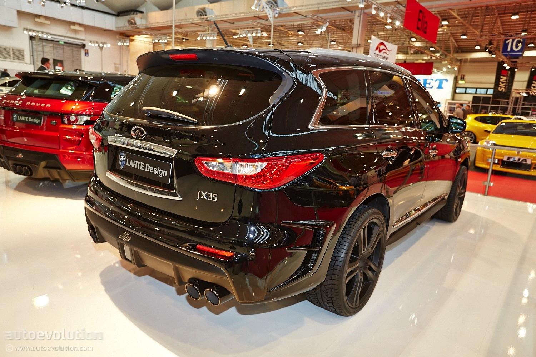Larte Design Infiniti QX60/JX35 at the Essen Motor Show ...