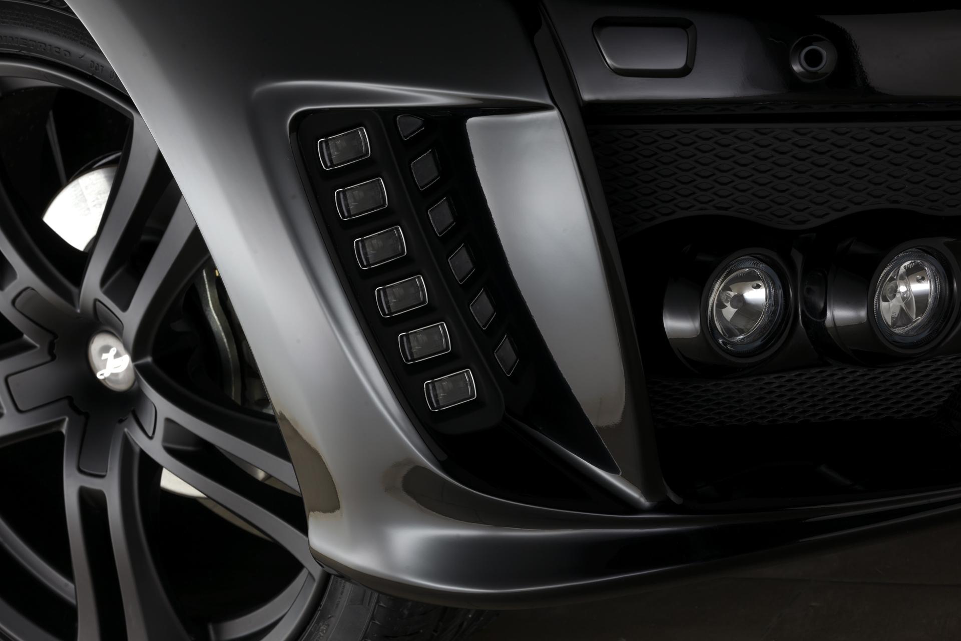 Larte Design Takes On The Infiniti Qx60 Autoevolution