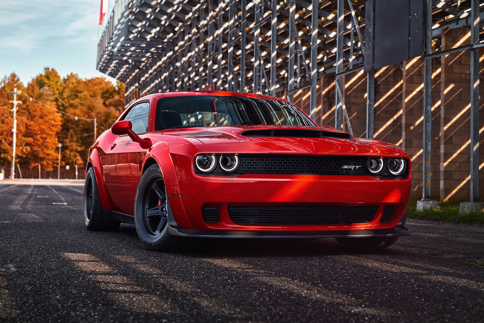 Last Of Its Name Dodge Challenger Srt Demon Rolls Off Assembly Lines