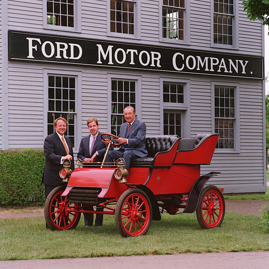 Last surviving grandchild of henry ford dies at 88 for Ford motor company news