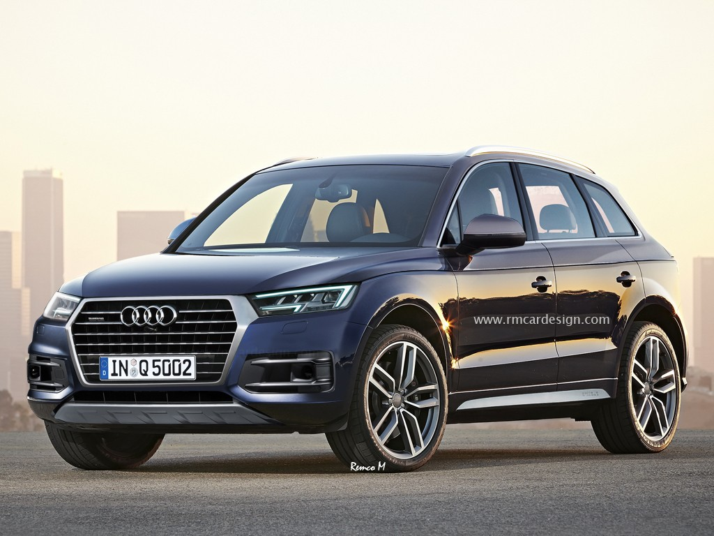 latest 2017 audi q5 rendering is the most accurate yet. Black Bedroom Furniture Sets. Home Design Ideas