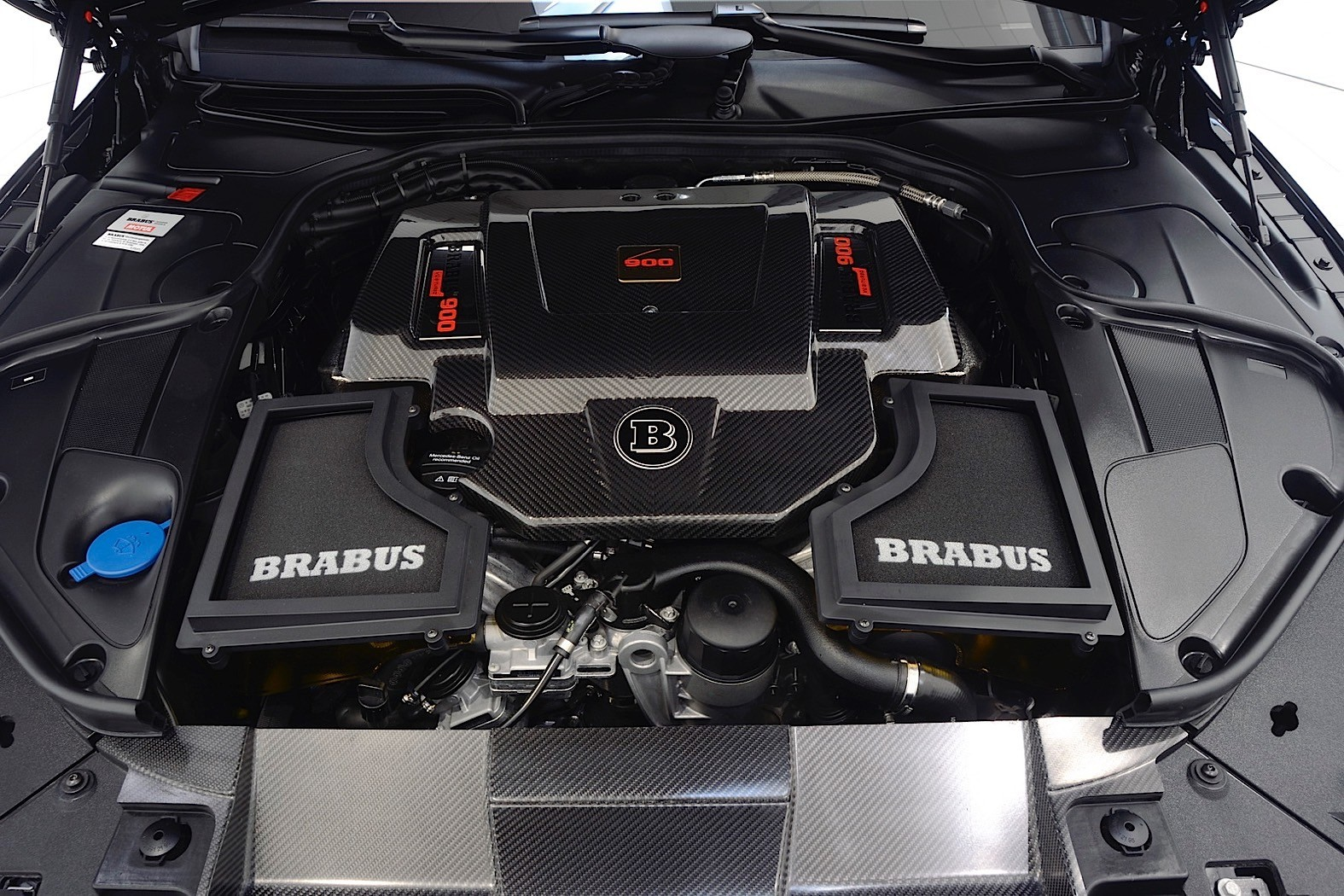The Brabus 900 Rocket Is a Mental Mercedes-AMG S 65 Coupe