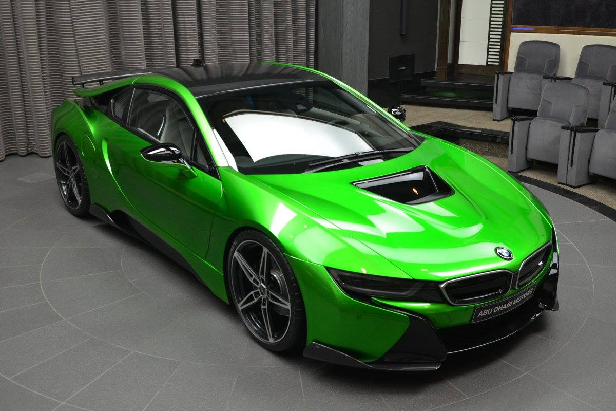 Series Electric Car