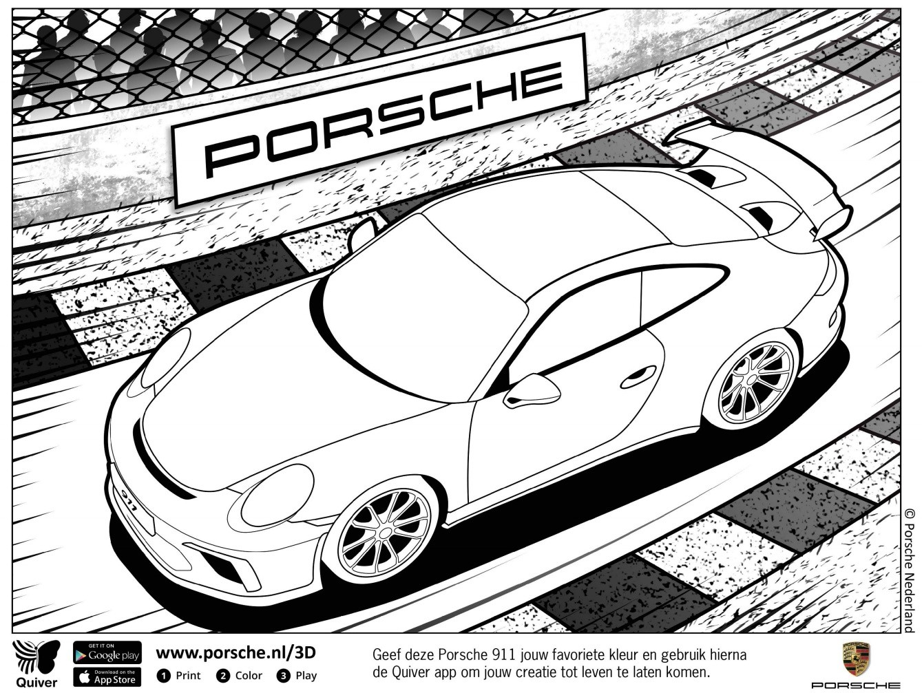 Kleurplaten Autos Porsche.Lava Orange 2018 Porsche 911 Gt3 Spotted In Stuttgart Reveals New