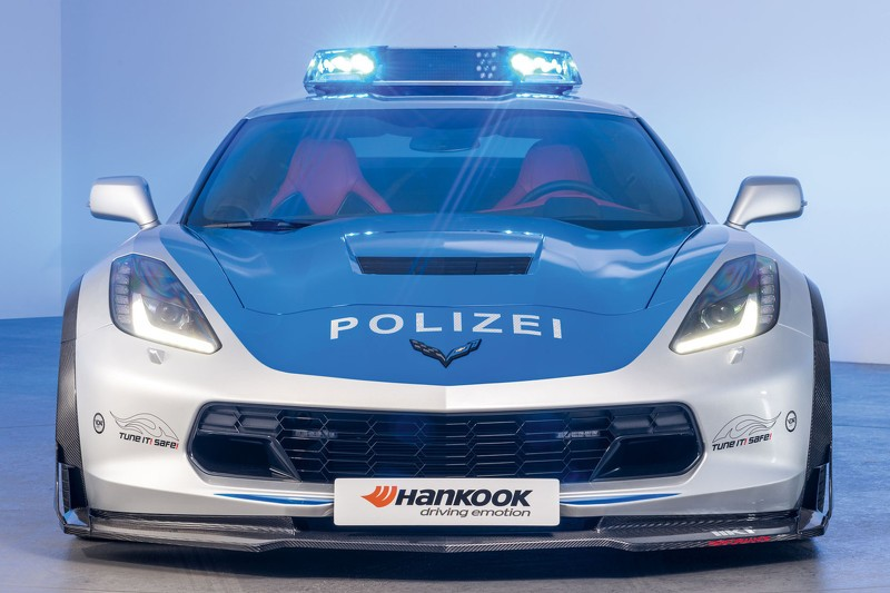 Chevrolet Corvette Stingray >> Chevrolet Corvette Police Car by TUNE IT! SAFE! Is Law and ...