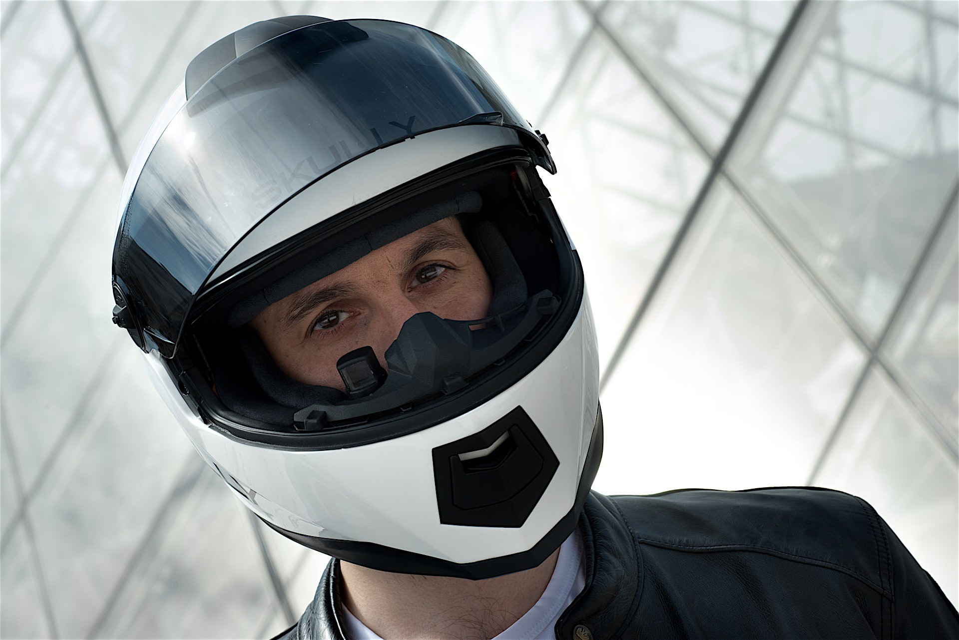 Livemap The Future Of Motorcycle Helmets And Navigation
