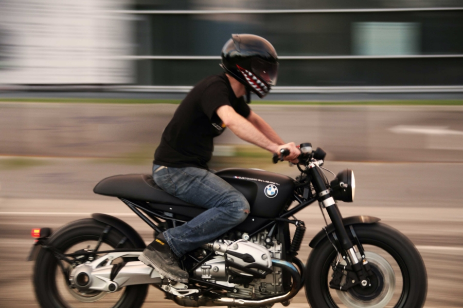 Lazareth Shows The Ultimate Bmw R1200r Cafe Scrambler
