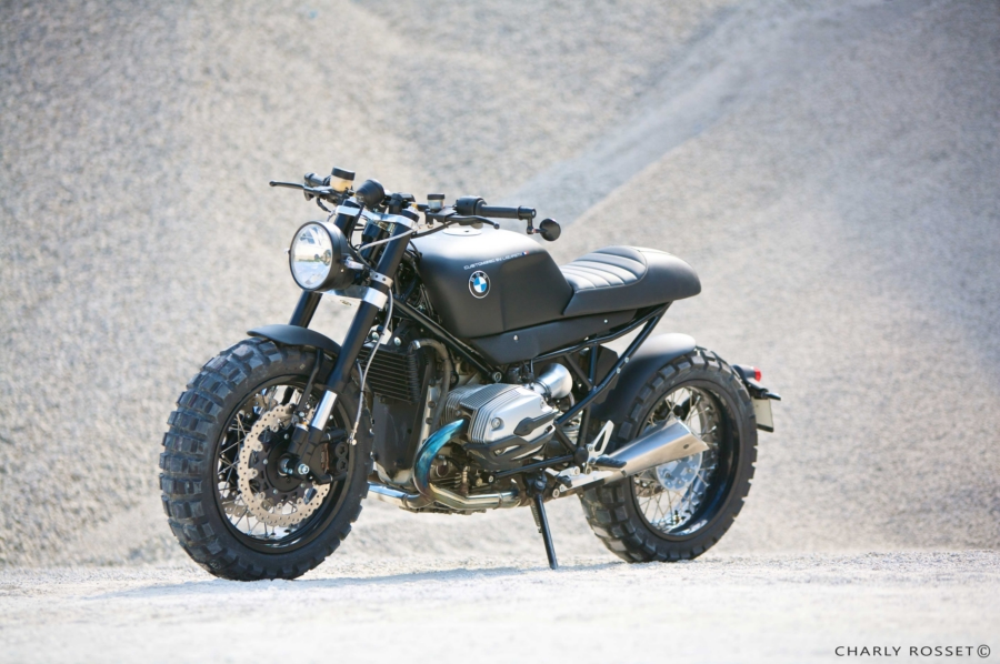 Volkswagen Group Latest Models >> Lazareth Shows the Ultimate BMW R1200R Cafe-Scrambler ...
