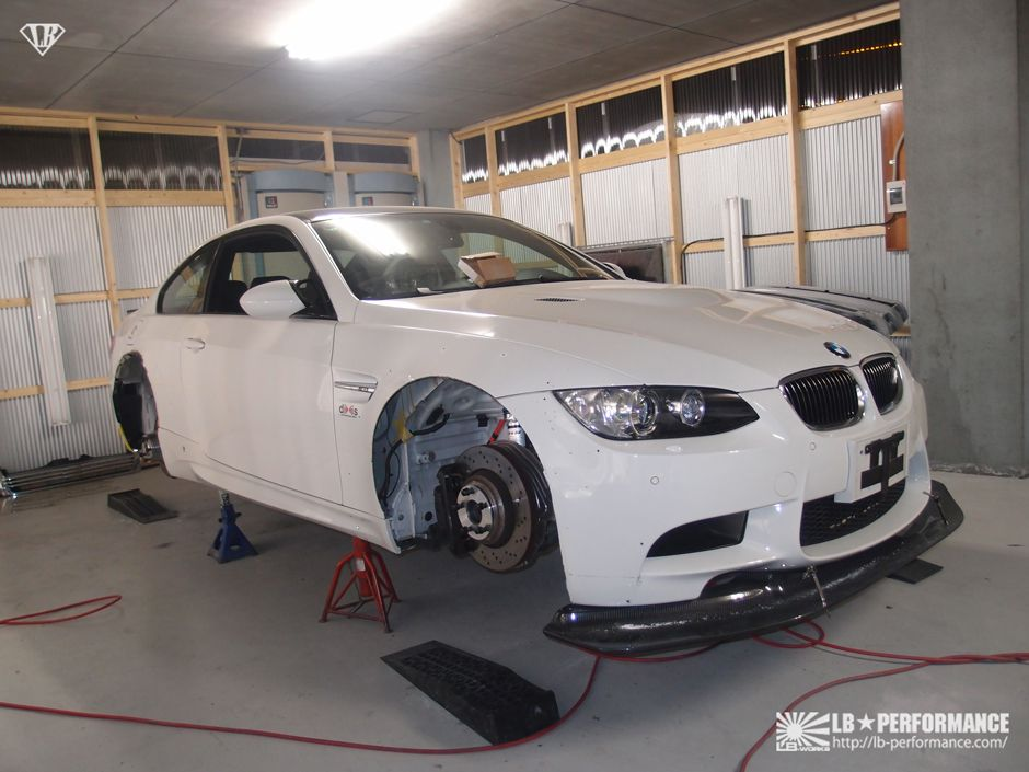 Liberty Auto Sales >> LB Performance Creates Bolt-On Wide Body Kit for BMW E92 ...