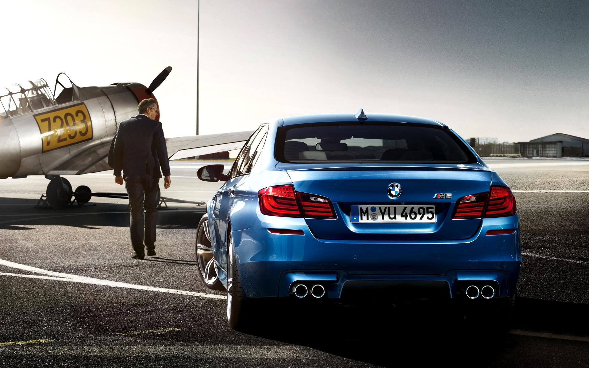 Модельный ряд BMW M5 без смс