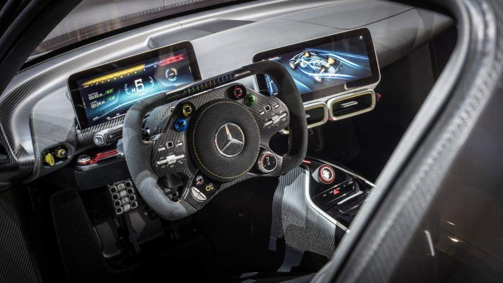 ... Mercedes AMG Project One