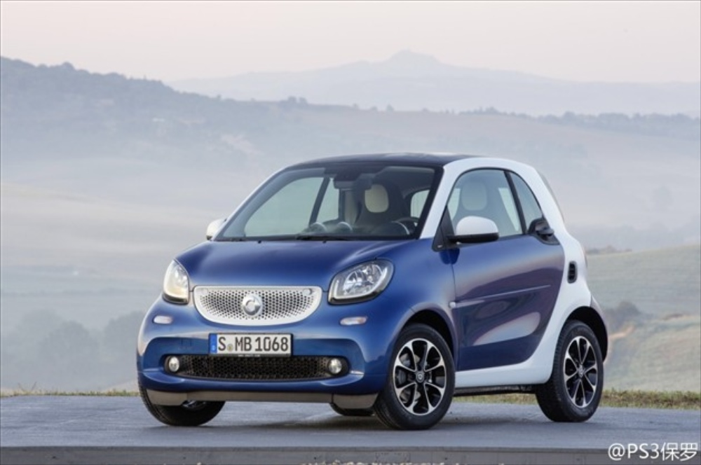 2015 smart fortwo and forfour 2015 smart fortwo and forfour ...