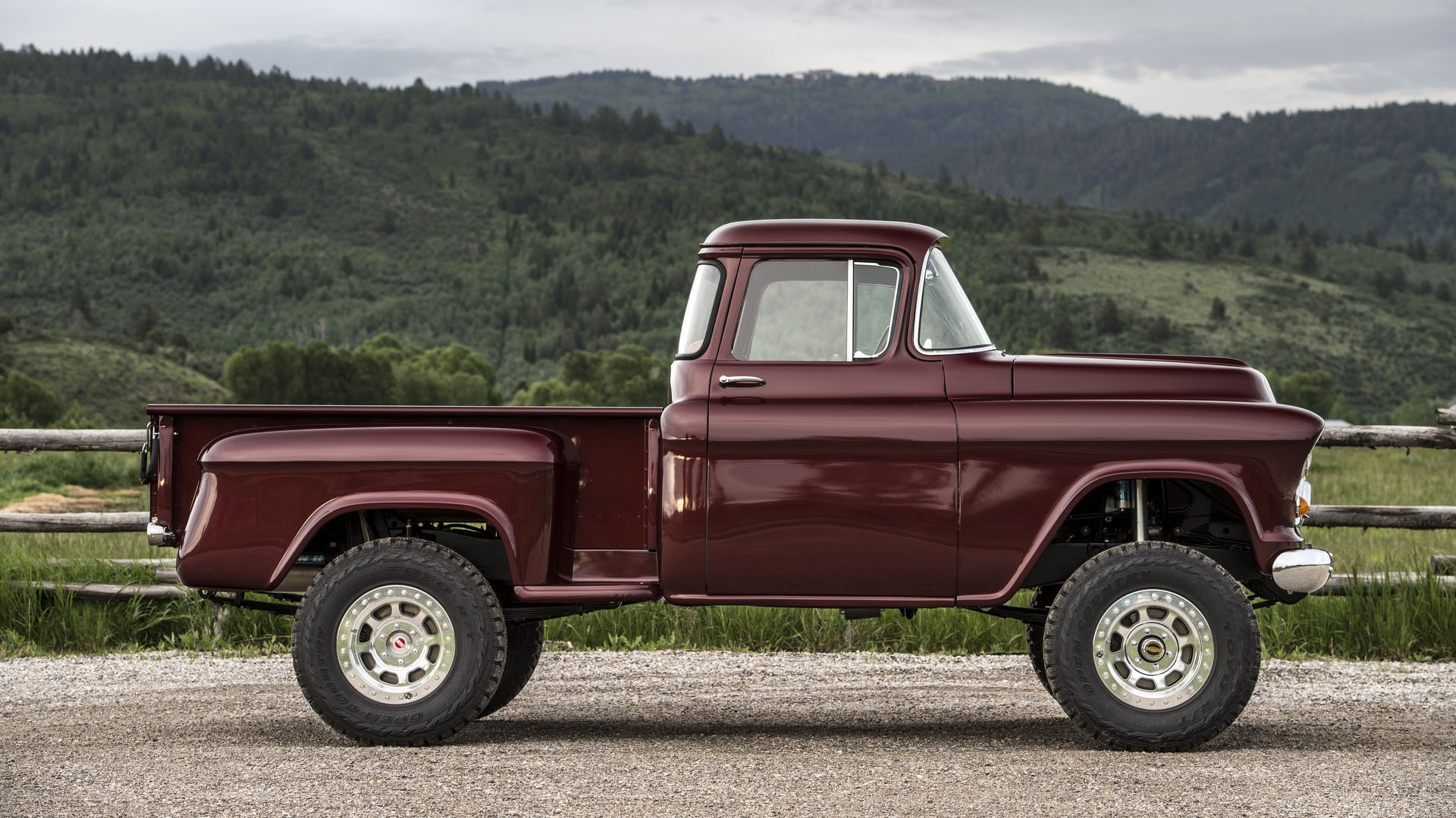 Legacy Napco Conversion Is Half Task Force Pickup Truck