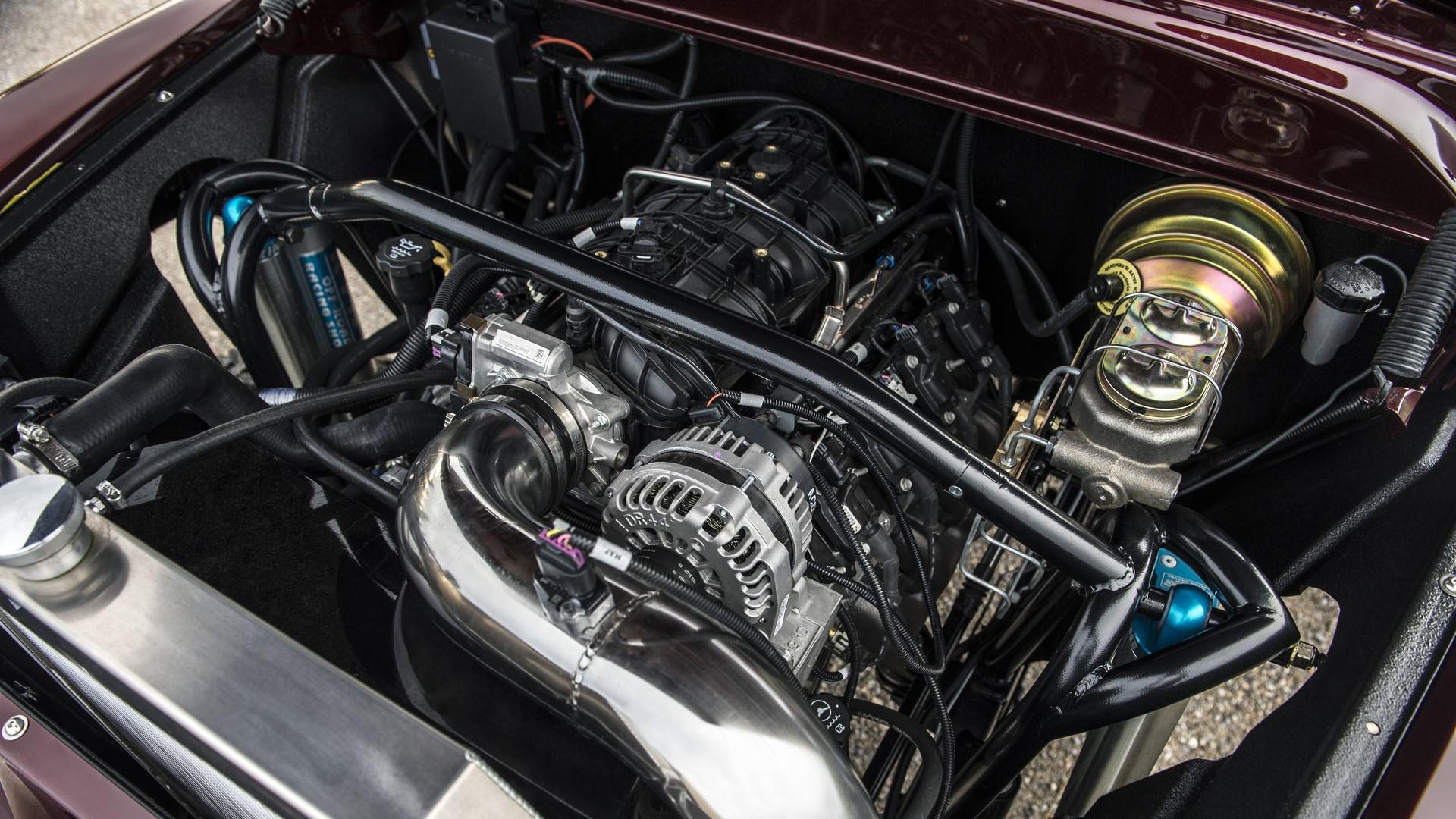 legacy napco conversion chevrolet 3100 napco powr pak restomod by legacy classic trucks