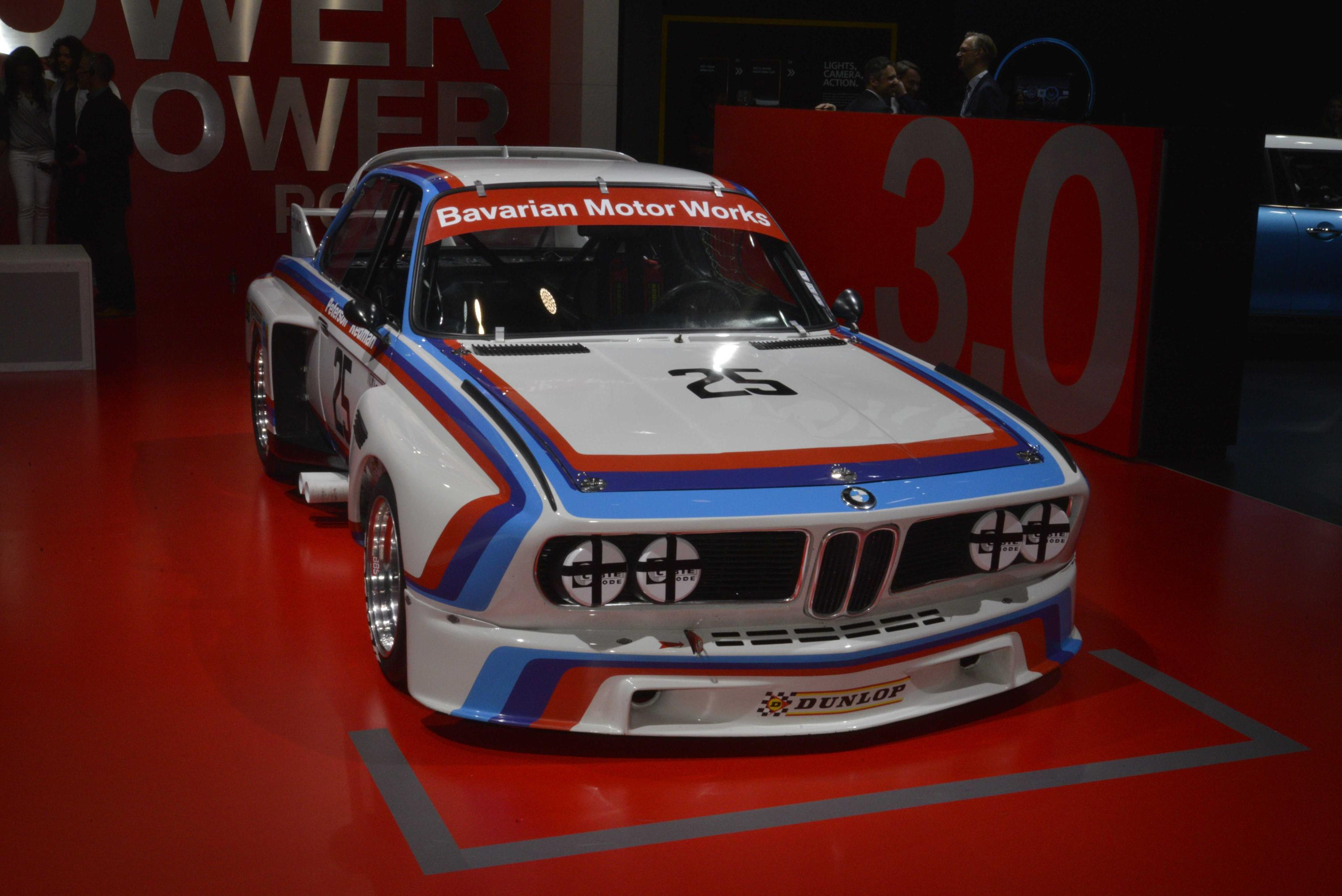Legendary Bmw 3 0csl Shows Up At Detroit And Stuns The