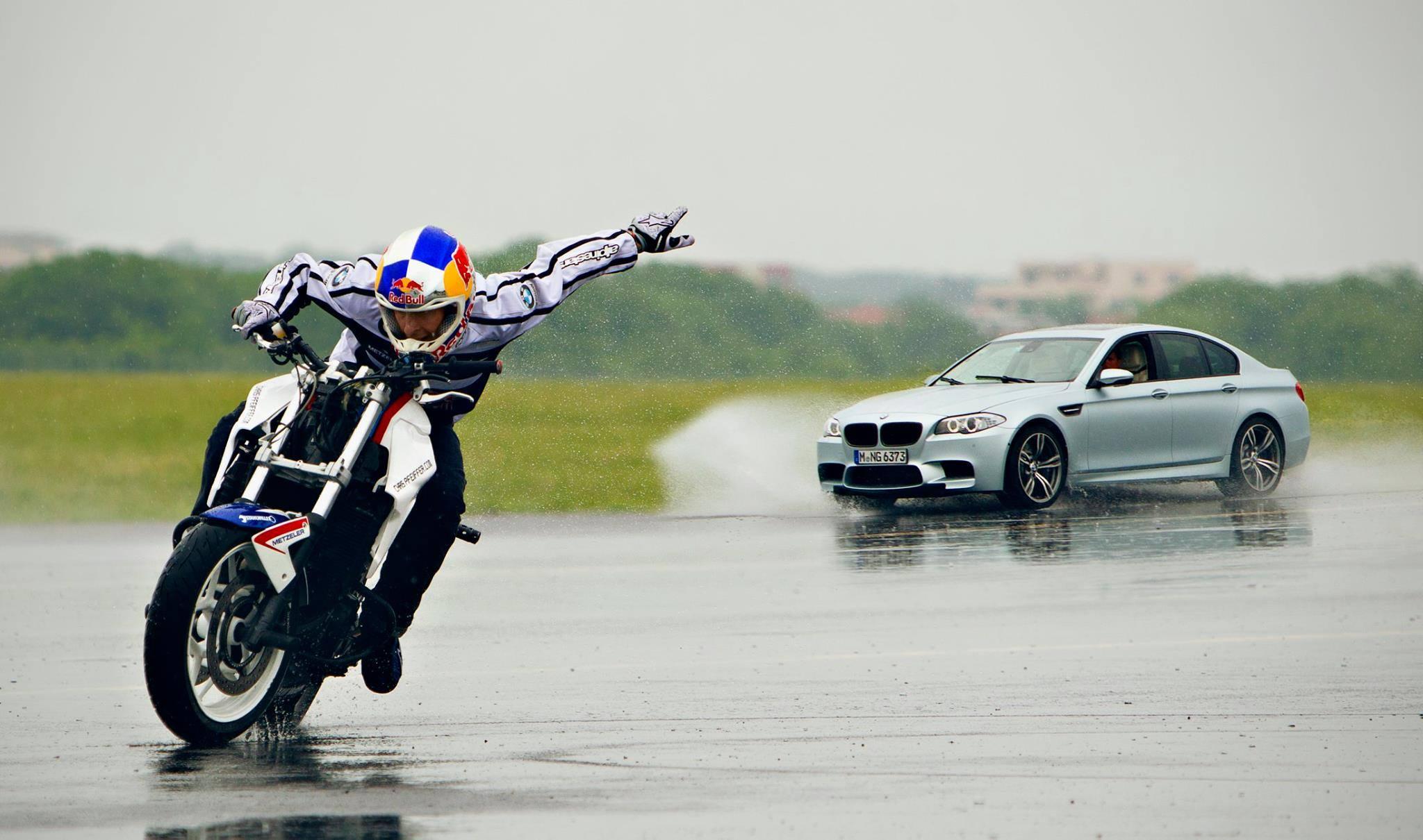 Legendary Stunt Rider Chris Pfeiffer Retires at 45 - autoevolution