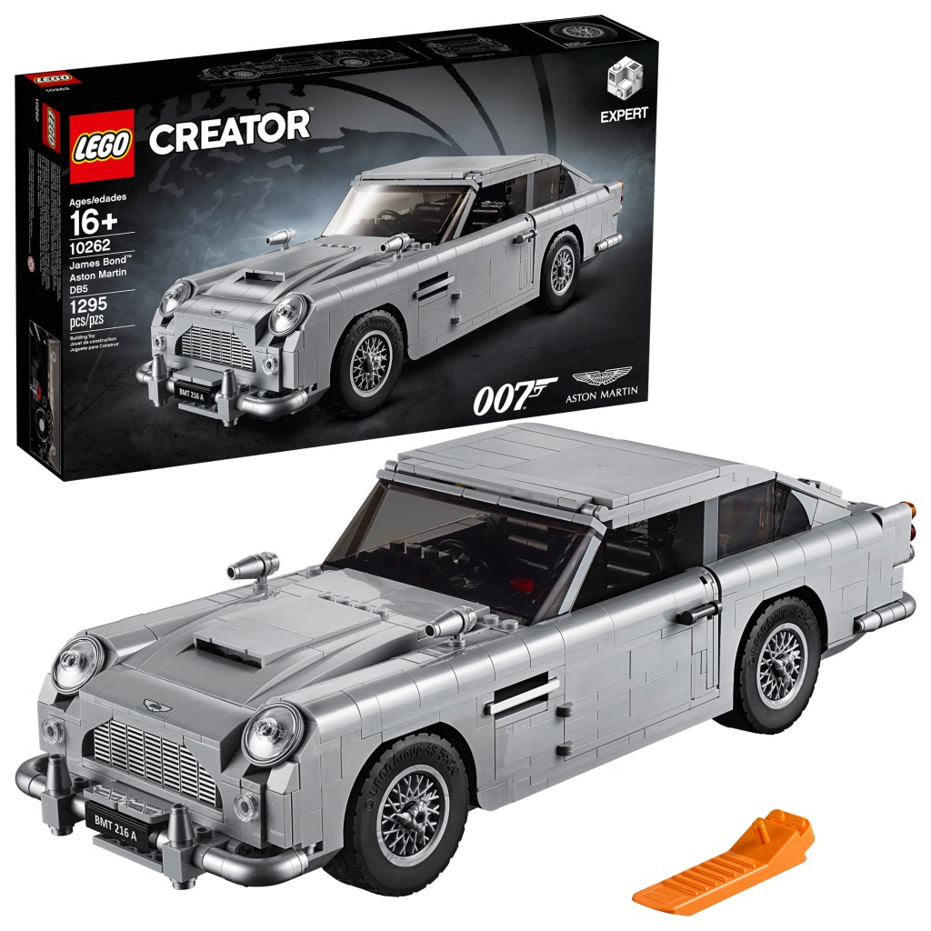Lego Ford Mustang Shelby Gt500 Hairstyle