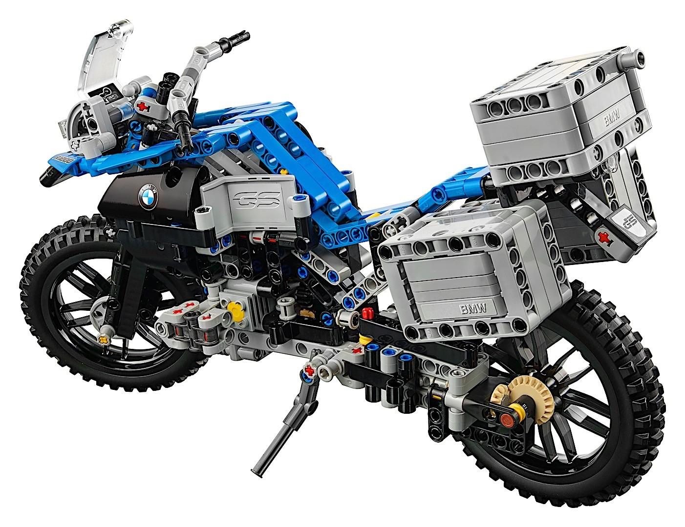 Lego Bmw R 1200 Gs Adventure On Shelves Starting 2017